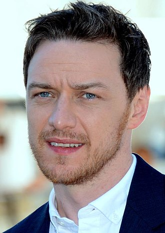BAFTA Rising Star Award - Inaugural recipient James McAvoy