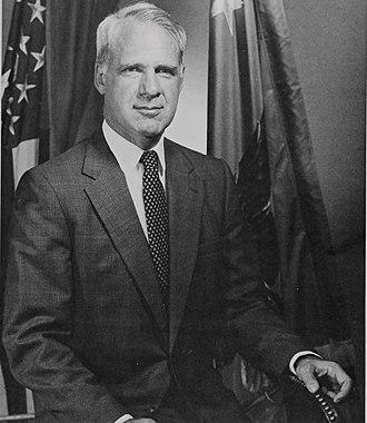James R. Schlesinger - Image: James Schlesinger official Do D photo BW