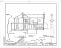 James and William Smith House, 106 Main Street, Roslyn, Nassau County, NY HABS NY,30-ROS,6- (sheet 10 of 10).png