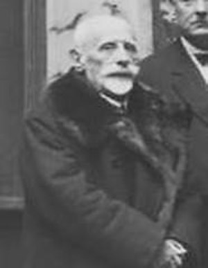 Jan Rosen - Jan Rosen (1928, detail from a group photograph)