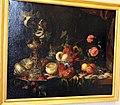 Jan davidsz. de heem, natura morta con frutta, fiori, animali marini, conchiglia e oggetti preziosi, 1630-80 ca. 01.JPG