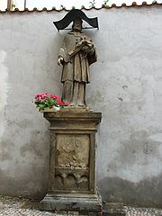 statue of Saint John of Nepomuk
