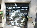 Janusz Kazimierz Zawodny grób.JPG