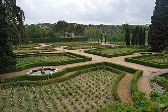 El Pardo - Image: Jardines Quinta del Pardo