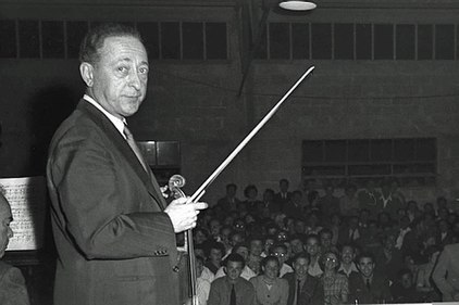 Jascha Heifetz 1 1953