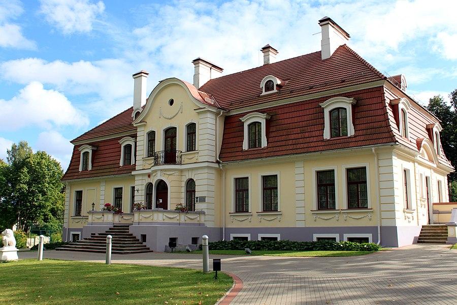 Jaunsvente Manor