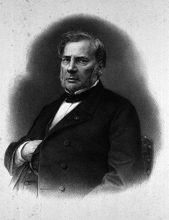 Jean-Baptiste Boussingault - Image: Jean Baptiste JD Boussingault