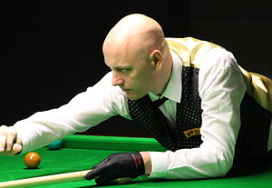 Jeff Cundy - Paul Hunter Classic 2012