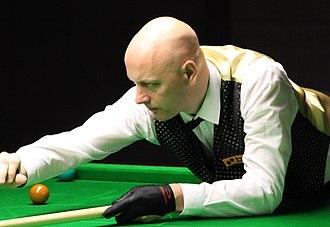 Jeff Cundy - Paul Hunter Classic 2012