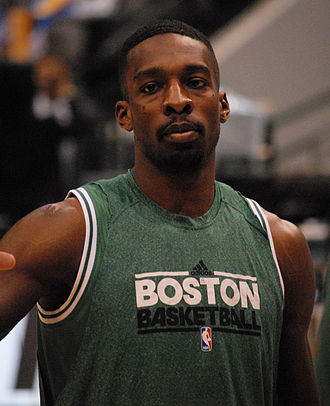 Jeff Green (basketball) - Green with the Celtics in March 2013