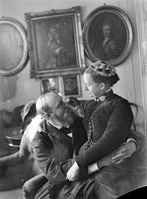 Jens Gram - Jens and Julie i 1910.