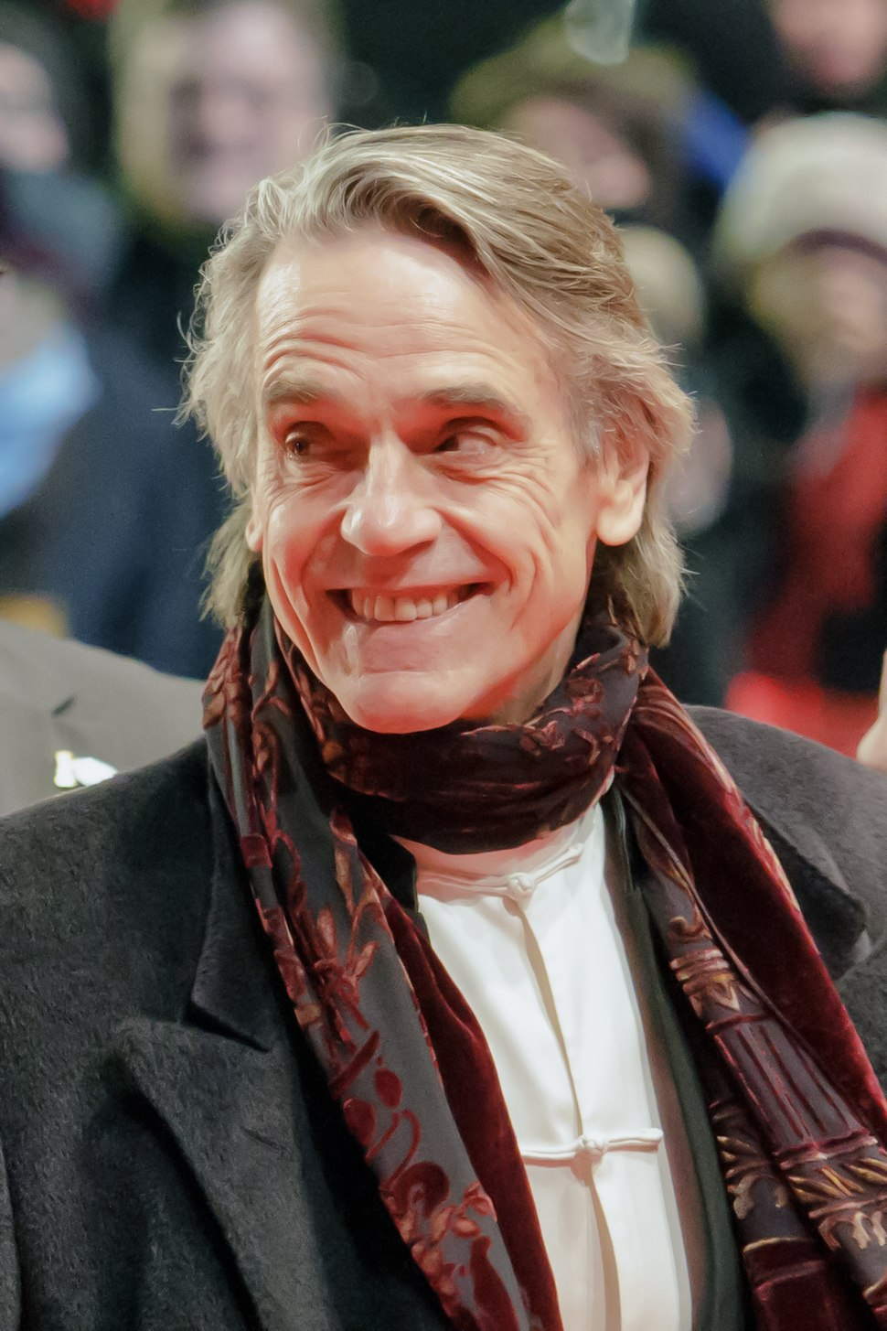 Jeremy Irons - Berlin International Film Festival (Berlinale) - 2013