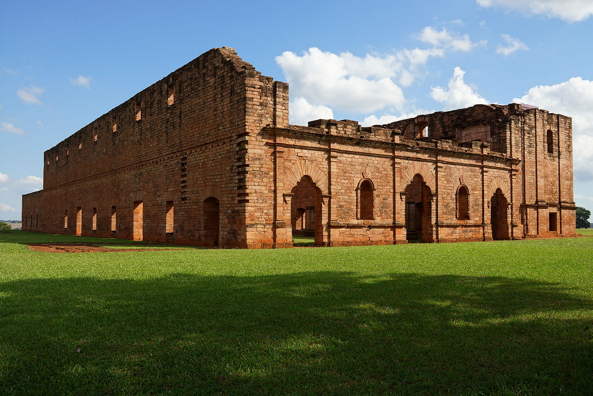 Tourism In Paraguay Wikipedia