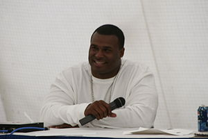 Jessie Armstead - Armstead in 2008.
