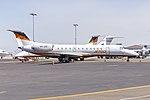 JetGo Australia (VH-JZG) Embraer ERJ-135LR at Sydney Airport.jpg