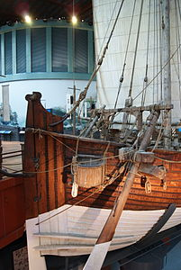 Jewel of Muscat, Maritime Experiential Museum & Aquarium, Singapore - 20120102-06.jpg