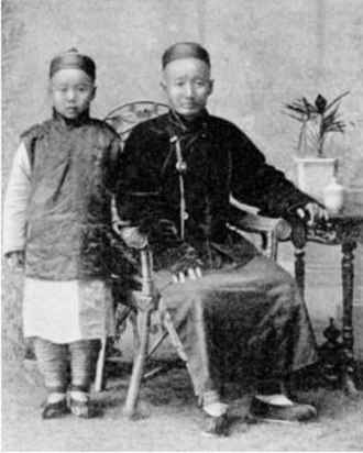History of the Jews in China - Jews of Kaifeng, late 19th or early 20th century