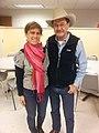 Jim Hightower and Jessica Hayssen.jpg