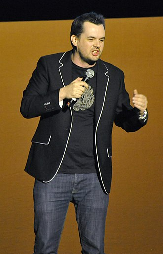 Jim Jefferies (comedian) - Jefferies in 2012