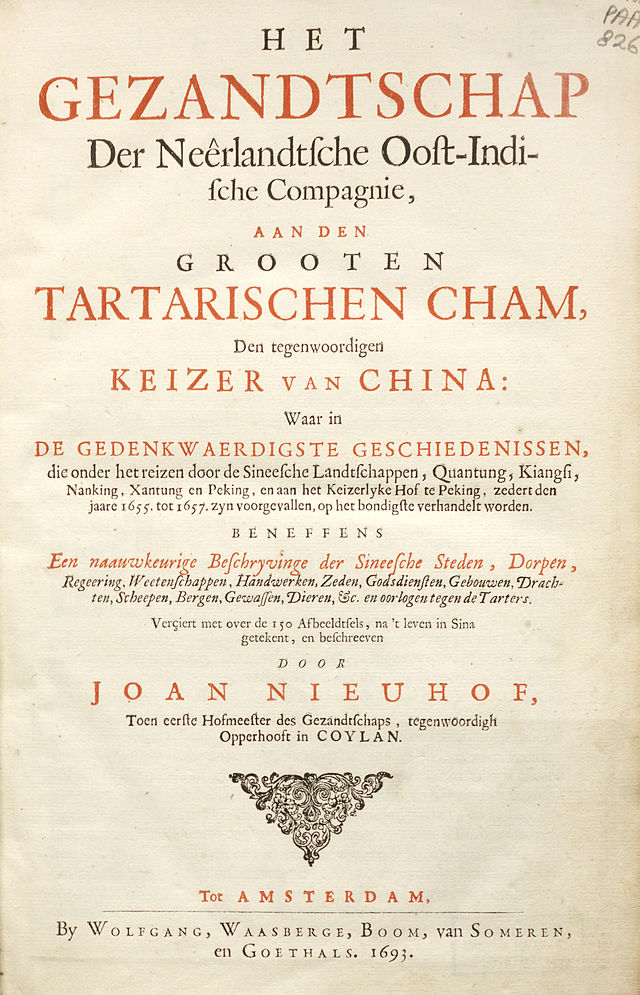 List Of Works About The Dutch East India Company Wikiwand