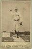 Jocko Milligan, St. Louis Browns, baseball card portrait LCCN2007683773.tif
