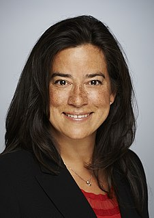 Jody Wilson-Raybould Canadian politician, served as Minister of Justice, Attorney General, and Minister of Veterans Affairs