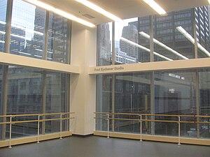 Joffrey Ballet - Image: Joffrey Tower Southwest Rehearsal Room