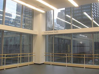 Joffrey Tower - Image: Joffrey Tower Southwest Rehearsal Room