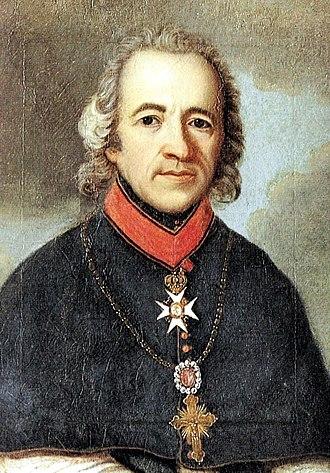 Johann Baptist von Keller - Johann Baptist von Keller.