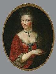Postuum portret van Judith van Braeckel ?