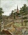 Johanne Mathilde Dietrichson - Uranienborg kirke - Oslo Museum - OB.01218.jpg