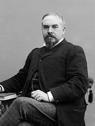 John Ballance - Ballance in around 1880
