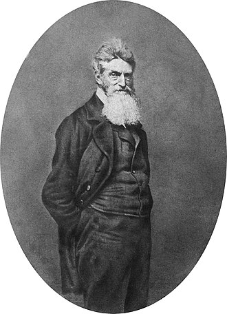 James Wallace Black - Image: John Brown portrait, 1859