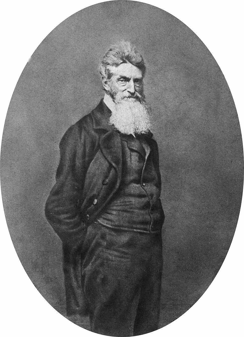 John Brown portrait, 1859