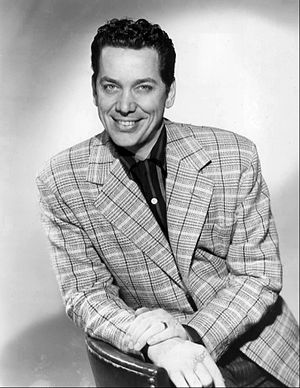 John Conte (actor) - Conte in 1955 as the host of Matinee Theater
