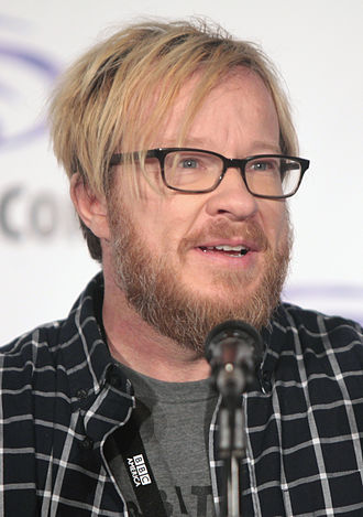 John Fawcett (director) - Fawcett in 2014