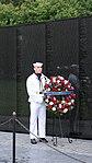 John McCain wreath laying at the Vietnam Veterans Memorial (42594431770).jpg