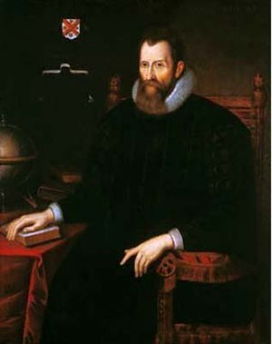 Clan Napier - John Napier, 8th Laird of Merchiston, inventor of logarithms.
