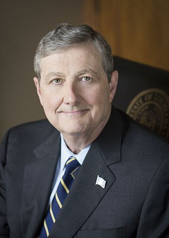 United States congressional delegations from Louisiana - Senator John Neely Kennedy (R)
