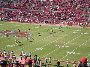 2009 Houston Cougars football team - Southern Miss at Houston