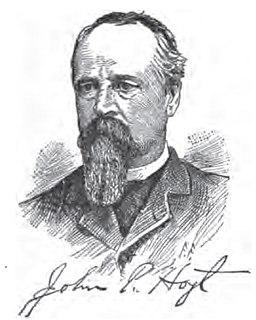 John Philo Hoyt American judge