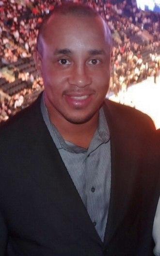 John Starks (basketball) - Starks at Madison Square Garden in 2013