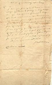 John Sullivan 1779