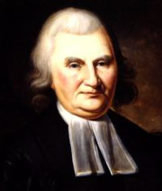 Princeton University - John Witherspoon, President of the College (1768-94), signer of the Declaration of Independence