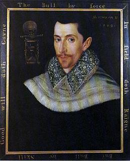 John Bull (composer) English composer, musician and organ builder
