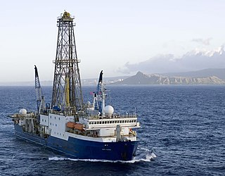 Ocean Drilling Program Marine research program between 1985–2003