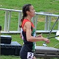 Jordan's Tamara Amer Who Finished Third In The Women's 1500m First Round Race (cropped).jpg