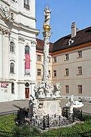 Josefstadt (Wien) - Mariensäule.JPG