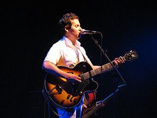 Josh Rouse American singer