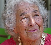 Judith Kerr Judith Kerr on September 15, 2016 at the International Literature Festival Berlin (cropped).jpg